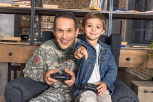 A veteran is likely to have most of the qualities needed to be a good and successful foster carer